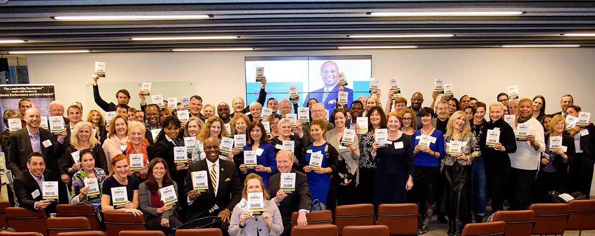 NSA NYC Book Event Photos - Eddie Turner LLC The Leadership