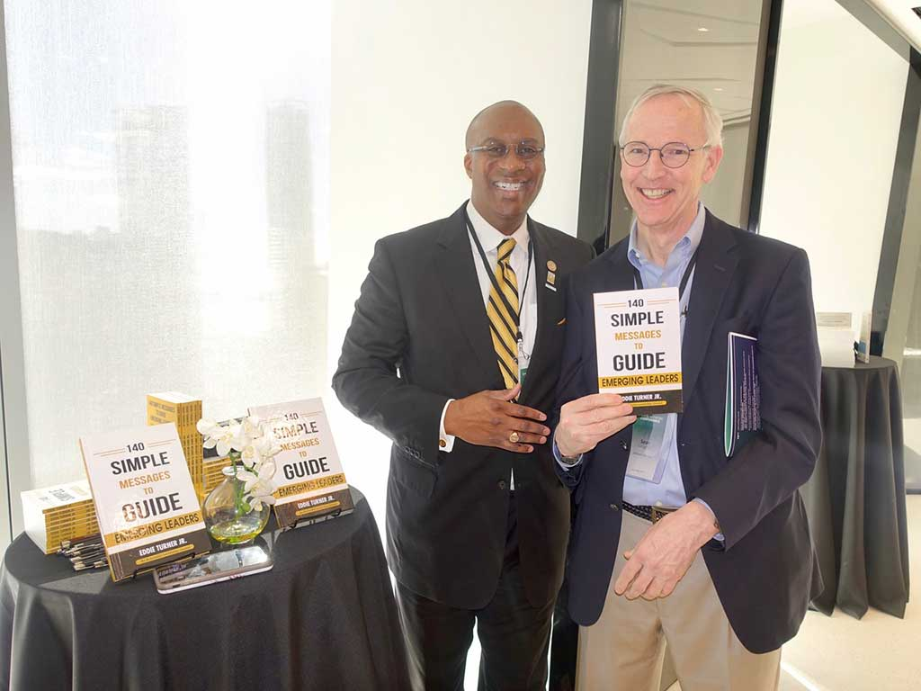 The C-Suite Network Book Signing at Conde Nast in One World