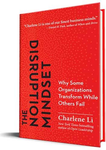 The Disruption Mindset