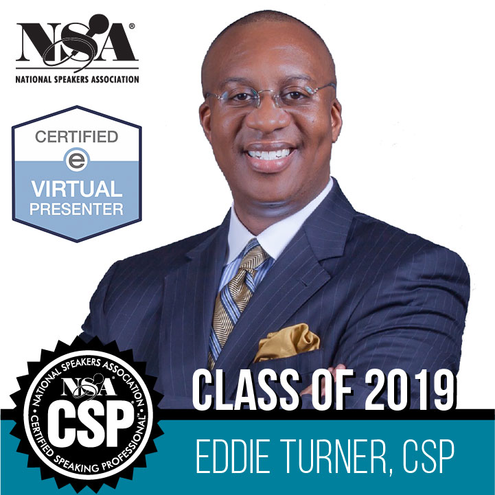 Certified Virtual Presenter-Eddie Turner